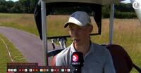Ung golfer tager spidsen i Himmerland - Olesen i fremgang