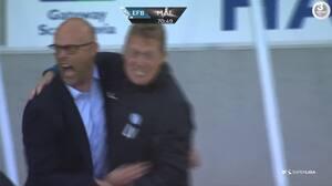 Fem på stribe - Se målene fra endnu en Esbjerg sejr over Brøndby