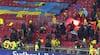 Brøndby og Midtjylland får bøder for pyro-ballade til pokalfinalen - se episoden her