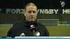 'Den værst tænkelige reaktion' - Thorup dybt skuffet over 2-2-resultat
