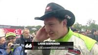 Video: Her vinder danske Lasse Sørensen EM i NASCAR