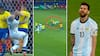 Messi raser over manglende VAR: Brasilien begik to straffespark - hvorfor kiggede dommeren dem ikke igennem?!