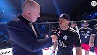 Mark O. Madsen afslører: Patrick Nielsens trashtalk fortsatte efter kampen