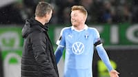 Belgisk klub ville af med AC efter én kamp