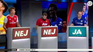 Debat i parlamentet: Kommer Chelsea i top 4, aye eller no?