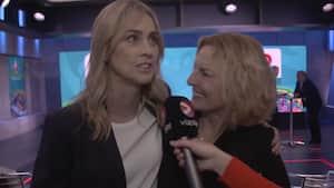 Camilla Martin og Luna Christofi glæder sig til EM: 'De kommer til at vælte København!'