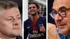 Juventus eller United? PSG-profils horde af bejlere kogt ned til et kapløb mellem to