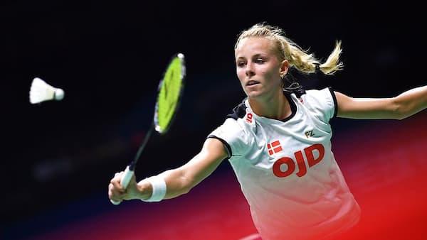 Singleprofil forsvarer individuel badmintonaftale