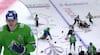 Er det her sport: Ultrabrutalt ishockey-opgør slutter med voldsomt slagsmål