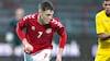 Skov Olsen lyner to gange i dansk U21-sejr i EM-kvalen