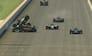 SINDSSYG afslutning på virtuelt Indycar løb - Norris crasher kort før mål