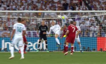 Klassekasser og saksespark: Se Gareth Bales bedste CL-mål her