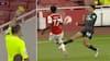 Voldsomt: Alexander-Arnold stempler Arsenal-spiller i høj fart - slipper for rødt