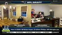 Belichick lægger internettet ned: Her drafter hunden ny spiller til Patriots