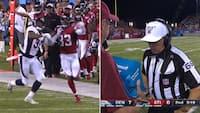Se videoen: Her bliver ny challenge-regel brugt for første gang i NFL Preseason