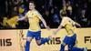 Uhre udnytter AaB-keepers fejl og scorer på frit mål