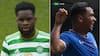 Kæmpe drama: Celtic udligner i undertal - Rangers svarer tilbage minuttet efter