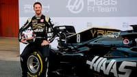 Magnussen-kollega stråler i første Formel 1-test