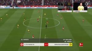 Haha! Dortmund-stjerne scorer med sig selv i FIFA-turnering
