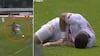 AV! Joe Gomez sender Stuttgart-spiller ud i banden - i kæmpe smerter