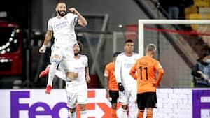 Real Madrids unge talenter smadrede Shakhtar Donetsk