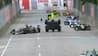 Vildt uheld i IndyCar: Bourdais´ racer flyver igennem luften