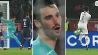 'Han starter ALDRIG inde igen!': PSG-reservekeeper laver kæmpe brøler - se Bordeaux-udligningen her