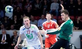 Niklas Landin rullede gardinet ned i sikker dansk sejr over Norge