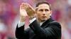 Avis: Frank Lampard udset til at overtage det ledige trænersæde i Chelsea