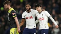 Drama i London - Son redder Spurs til allersidst