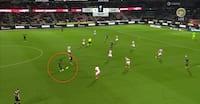 FCM har kurs mod kvartfinalen: Sisto splitter AaB ad med fabelagtig assist