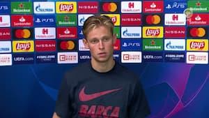 De Jong med markant interview: 'Vi har mange problemer i truppen'