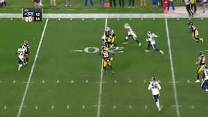 Steelers - Rams highlights uge 10
