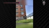 'Hun gør det så godt' - dansk New York-keeper takker sin højgravide kone/personlige træner