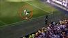RETRO - Flabet Adebayor scorer for City og løber en banelængde for at fejre foran Arsenalfans