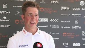 Niklas Nørgaard efter finalerunden : Det var ret magisk - denne uge har klart været den største i min karriere - se hele interviewet her
