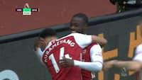 Arsenal kommer foran, mens Tottenham er bagud: Får vi en St. Totteringhams Day alligevel?