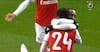 Arsenal-talent prikker favoritterne foran trods sløj indsats - se målet her