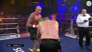 Kem Ljungquist bokser på udebane mod tysk KO-konge - se kampen på Viaplay