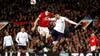 Se målene: Lallana sikrede Liverpool et sent point mod Man Utd