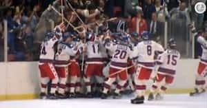 Sportens store øjeblikke: Da USA's amatører leverede 'miraklet på isen' i Lake Placid i 1980