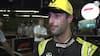 Ricciardo om Giovinazzi-kontakt: 'Jeg synes ikke, der var noget beskidt i det'
