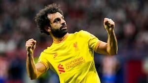 Mål, straffe og rødt kort - topbraget mellem Atletico Madrid og Liverpool havde det hele