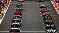 Formel 1-feltet introducerer ny kvalifikation på Silverstone