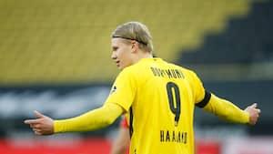 Haaland er jo bare helt utrolig - se Dortmunds 5 bedste mål fra denne sæson her