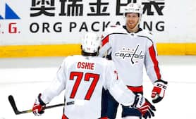 'A beast in this series' - dansker storspiller i NHL-playoffs for Washington Capitals