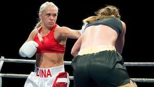 'Dina har været lidt for flink' - lørdag skal dansk verdensmester for alvor skrue bissen på