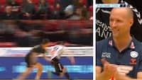 Guld fra arkivet: Magnus Bramming med superkasse i EHF Cup-brag i 2015
