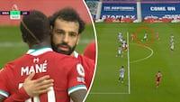 Efter skidt start - Salah udligner for Liverpool
