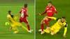 'KLART rødt!': Sagesløs Dreyer pløjet ned bagfra - gerningsmanden slipper mirakuløst med gult